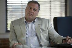 Escape Plan  Ist Lester Clark (Vincent D'Onofrio) der loyale Geschäftspartner, für den er sich ausgibt?  © 2013 Concorde Filmverleih GmbH