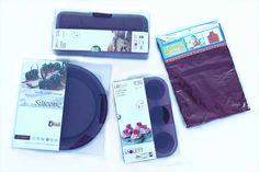 KIT DE 3 MOLDES DE SILICONA PARA TARTAS CON DELANTAL CHEF PASTELERO 40€ - Para hacer tu propia #tarta, #bizcocho y #magdalenas a tu gusto! Incluye delantal en color rojo o negro (no elegible). Apto para horno, microondas y congelador. Lavable en lavaplatos. -  #JuegoMoldes #OFERTAdeLANZAMIENTO de http://www.amazon.es/gp/aag/main?seller=A1QPL980FAHTMT