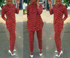 African Clothing - Dashiki Buba Set - Dashiki Print Pants and Top African Attire, African Wear, African Women, African Dress, African Style, African Outfits, African Girl, African Print Clothing, African Print Fashion