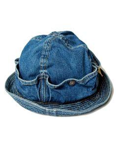 Rugged Never Smooth | Kapital Bush Hat.