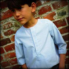 NEW!- DENVER boy sewing pattern - C'est dimanche