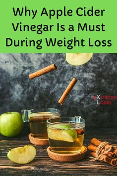 Why Apple Cider Vinegar Is a Must During Weight Loss Lose Fat Fast, Fat To Fit, Apple Cider Vinegar Daily, Natural Fat Burners, Lose Weight, Weight Loss, Diet Tips, At Home Workouts, Healthy Recipes