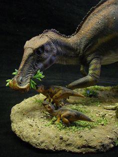 close up of Ananotitan by ~Baryonyx-walkeri