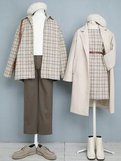 Fashion Couple, Teen Fashion Outfits, Pop Fashion, Cute Fashion, Cool Outfits, Fashion Dresses, Clothes Mannequin, Matching Couple Outfits, Harajuku Fashion