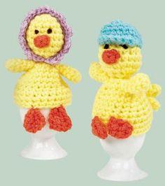 Egg Cozy Ducklings