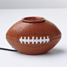 FOOTBALL! Touchdown ScentGlow Wax Warmer by PartyLite® Candles