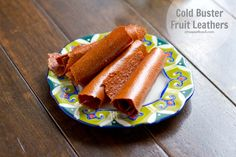 Our kids pick up so many germs and colds when we head back to school so this year I'm sending snacks for lunch that will build up immune systems! strawberry fruit leathers with secret ingrediets! ohsweetbasil.com