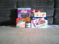 Feeding America is a hunger relief organization with a nationwide network of food banks feeding the hungry. Food Bank, A Food, Food Drive, Cupboards, Raisin, Pop Tarts, Holiday Recipes, Snack Recipes, Cleaning