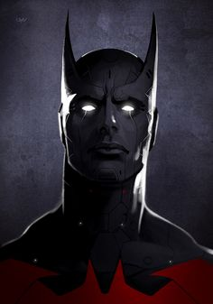 Batman is one of the most famous comic book characters of all time. To celebrate the comic book hero, several artists collaborated and reimagined what Batman would look like in unusual plots and time periods. Comic Book Characters, Comic Character, Comic Books Art, Comic Art, Game Character, Nightwing, Batgirl, Arte Dc Comics, Bd Comics