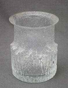 Glass vase, Arnica, Tapio Wirkkala