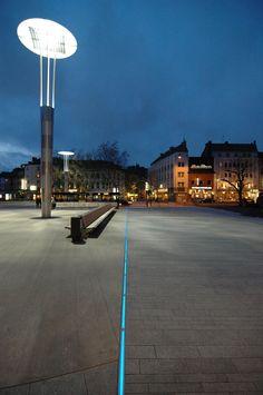 Image 5 of 16 from gallery of Bahnhofplatz Aachen / HH+F Architekten Hentrup Heyes + Fuhrmann. Photograph by Kai Kasugai