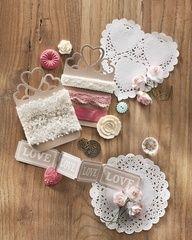 Stampin Up Artisan Embellishment Kit  Valentines Day