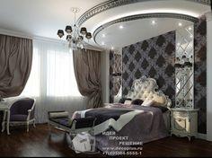 Спальня арт-деко  http://www.decoplus.ru/dvortsovaya-spalnya-v-stile-art-deco