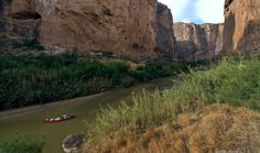 One Day Canyon Float   Big Bend National Park Tours   Big Bend, TX Lodging