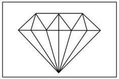 diamant_diamond-schwarz-weiß_sprueche-für-bilderrahmen-schwarz-weiß-10x15-quer