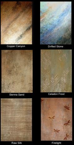 classic faux finishes