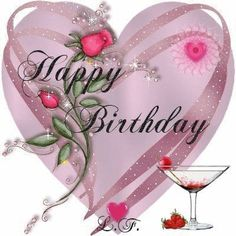Happy Birthday to u. May our good Lord continue His chosen blessing comes upon you. Happy Birthday Wishes Cards, Happy Birthday Celebration, Happy Birthday Flower, Birthday Blessings, Happy Birthday Pictures, Happy Birthday Sister, Birthday Cards, Gold Birthday, Birthday Gifs