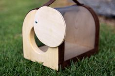 Wood Bug box from Birchleaf Designs