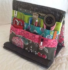 The sewing room is ground zero for chaos. These fun projects will inspire you to get, and stay, organized!