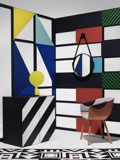 """HousesDesign. Photo from the article «Яркий и нестандартный стиль """"Мемфис"""": основные особенности и черты»"""