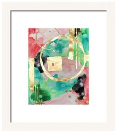 Miss Kate Abstract Print
