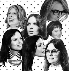 Diane Keaton collage by me!🔥❤
