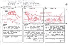 Storyboard I Like This Storyboard Because It Is Very Detailed As