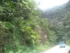 Carretera Tarapoto-Yurimaguas, un paso importante para integrar a la Amazonia del Peru.