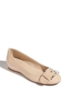 Franco Sarto 'Jesse' Flat ~ bought these for $27 at Nordstrom Rack!
