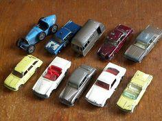 Vintage Selection Of Lesney Matchbox Cars Inc Ford Mustang Mercedes Bugatti - http://www.matchbox-lesney.com/39426