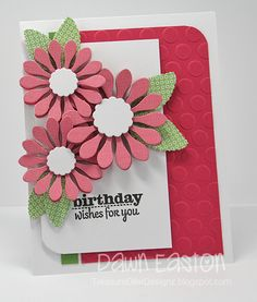 Card by Dawn Easton using Verve Stamps.  #vervestamps