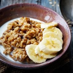 Food Porn Pics: Peanut Butter Cookie Oatmeal - 15 Food Porn Pics with Easy and Healthy Recipes - Shape Magazine