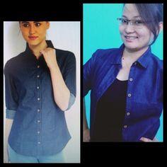 """@myntra loved al D prod. u kip. i had ordered Tokyo talkies shirt & Harpa women Navy Printed top. luved it XOXO"""