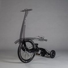 Halbes Fahrrad!