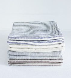 Bath Towels by Fog Linen