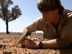 21 Reasons Why Crocodile Hunter Steve Irwin Will Never Be Forgotten