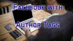 A New Way to Grow Your Following on Facebook with Author Tags : eAskme