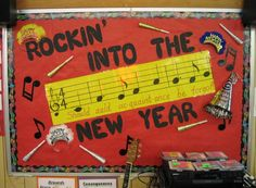 Rockin' Into the New Year