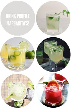 drink profile margar