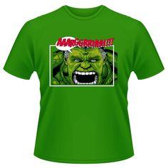 T-Shirt Motiv: Hulk Der unglaubliche Hulk ist zurck und er ist wtend. Cooles Comic-Motiv deines Marvel Superhelden. Das passiert wenn Dr. Bruce Banner wieder einmal mutiert. Bruce Banner, First Hulk, Hulk Avengers, Hulk Smash, Fashion Outfits, Comics, Kult, Mens Tops, Ebay