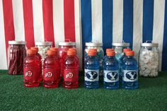 Throw an awesome BYU vs. Utes tailgate party!