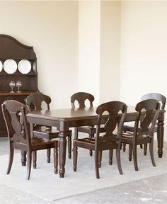 From Ashley Furniture Home Store Macys Dining Room
