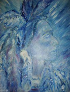 White Eagle by Jaqui Wells