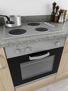 ART50223 Oven And Hob, Put Together, Kitchen Appliances, Home, Diy Kitchen Appliances, Home Appliances, Ad Home, Homes, Kitchen Gadgets
