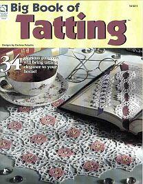 First Needle Tatting Patterns | Darlene Polachics Big Book of Tatting!