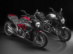 New 2015 Ducati Diavel Carbon unveiled!