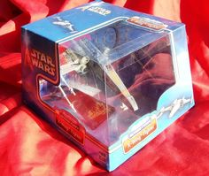Star Wars Micro Machines Action Fleet  X-Wing Fighter