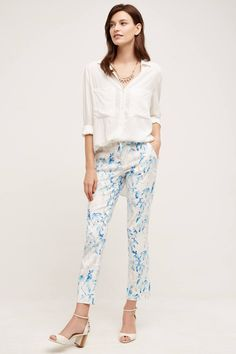 Gardener Trousers - anthropologie.com