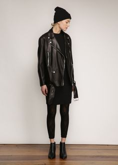 Acne Studios More Light Jacket (Black)