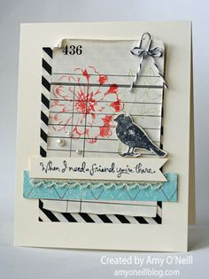 Stampin' Up! Typeset -- by Amy O'Neill